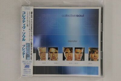 CD COLLECTIVE SOUL Blender AMCY7192 ATLANTIC JAPAN OBI PROMO