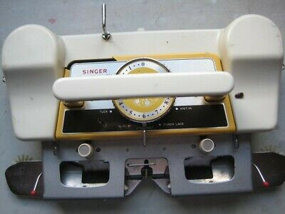 Knitting Machine Accessories Main Carriage For Memomatic 321 W/- Yarn Feeder