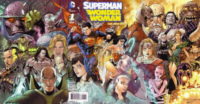 Superman / Wonder Woman (2013) #1-29 Complete Set Lot Full Run Dc New 52 Soule