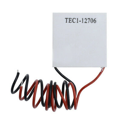 Useful TEC1-12706 Heatsink Thermoelectric Cooler Cooling Peltier Plate Module