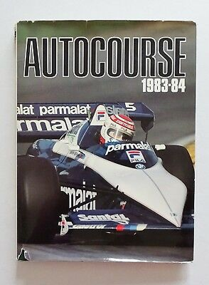 AUTOCOURSE ANNUAL 1983-84  - Fore word  BY NELSON PIQUET