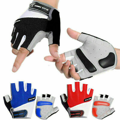 Fitness Gym Padded Gloves Body Building Exercise Training Workout for Men Ladies