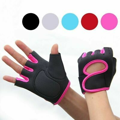 Gym Fitness Gloves Men Women Ladies Weight Lifting Bodybuilding Training Workout