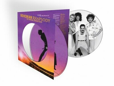 QUEEN Bohemian Rhapsody OST RSD Double Vinyl Lp Record Picture Disc NEW Sealed