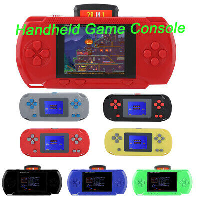 Mini Portable Handheld Game Console Video Games Retro Gaming Player PVP 3000 Kid