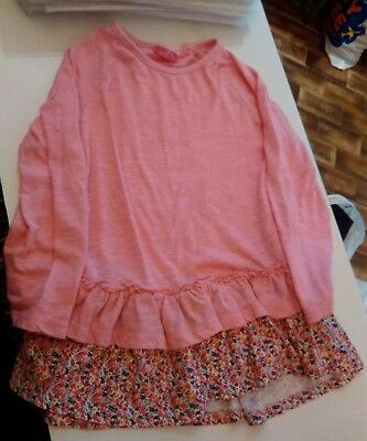 Next long sleeve top age 4-5