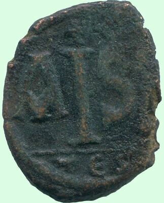 AUTHENTIC BYZANTINE EMPIRE  Æ Coin 6.5 g/23.19  mm ANC13595.16