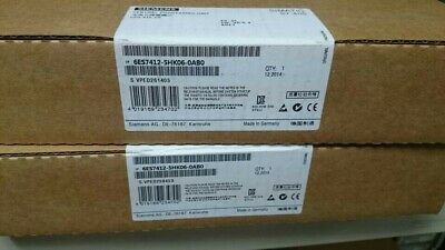 NEW SIEMENS 6ES7412-5HK06-0AB0 central processing unit