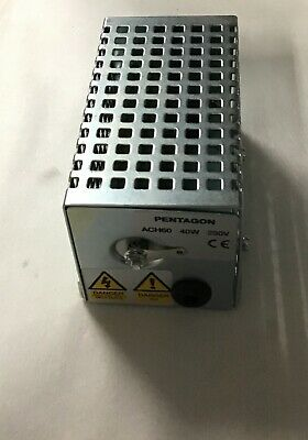 NEW PENTAGON ACH60 Panel Heater 40Watts 230vac (ref77)