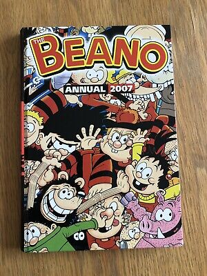 The 2007 Beano Annual * Superb Condition *