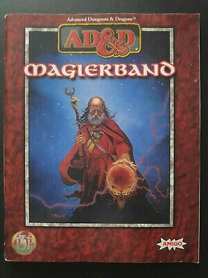 Advanced Dungeons & Dragons Magierband