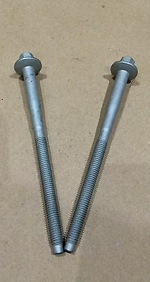 2 X Injector Clamping Bolts Ford Transit 2.2 & 2.4 Ford No 1673999 Gen Ford Part