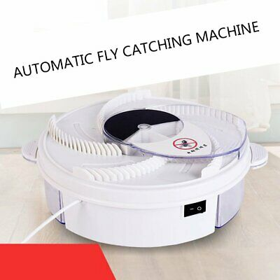 Full-automatic Flycatcher Usb Electric Fly Trap Artifact Catching Flies Killer Y