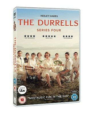 The Durrells: Series Four [DVD]