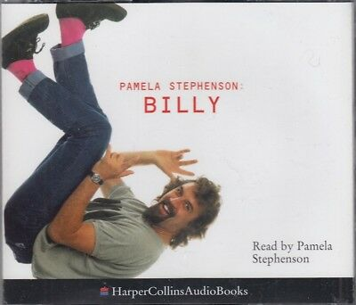 Billy Pamela Stephenson 4CD Audio Book Biography Comedian Abridged FASTPOST