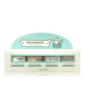 [ETUDE HOUSE_SP] Cream Minimi Kit  1Pack(4pcs) / Korea Cosmetic