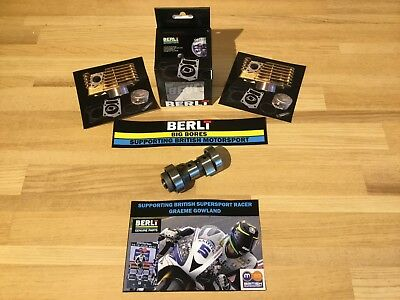 BERLT  Highlift Performance Cam Fits New Sherco  TY125 Fourstroke 2018 Onwards