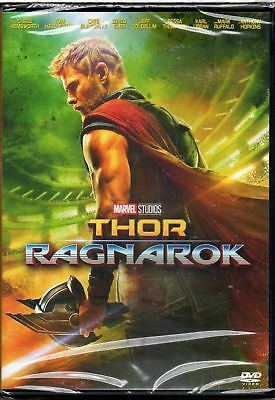 DVD NUOVO SIGILLATO THOR RAGNAROK MARVEL CHRIS HEMSWORTH  Vers italiana