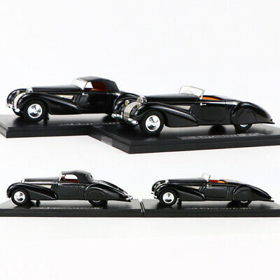 1/43 LUXCAR 12A BUGATTI 57 VOLL&RUHRBECK CABRIOLET OUVERT 1939 Model Collection