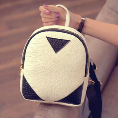 Fashion Women Backpack Purse Shoulder Bag Girls Lady Travel Shoulder Bag NEW