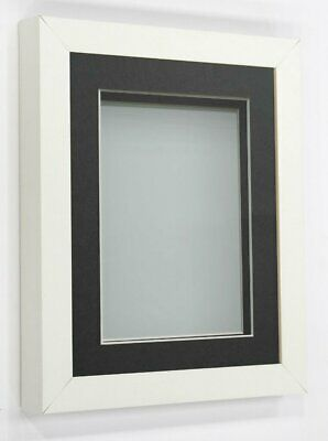 Frame Company Rickman Range White Box Frame with Choice of Mount Colours