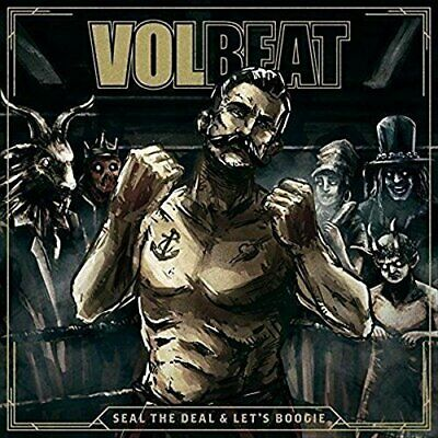 Volbeat-Seal The Deal & Let`s Bo (Uk Import) Cd New