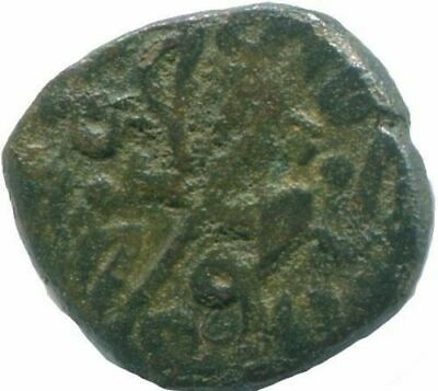 AUTHENTIC BYZANTINE EMPIRE Æ Coin 0.64 g/10.71  mm ANC13502.13