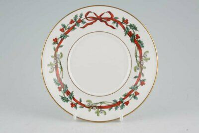 Royal Worcester - Holly Ribbons - Tea Saucer - 92000Y