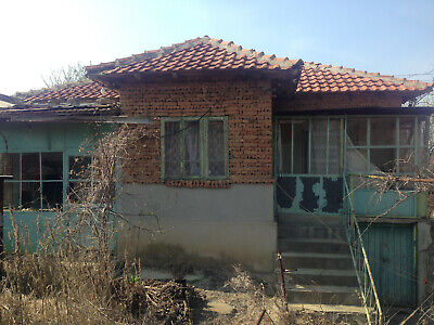 Property house home real estate 1160 sq.m. garden land near Dobrich Bulgaria