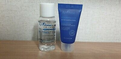 ISNTREE HYALURONIC ACID TONER 30ml + WATER SLEEPING MASK 15ml