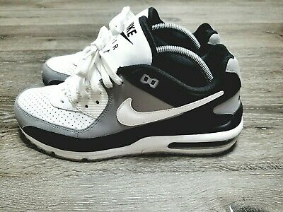 850a412328a6d MENS NIKE AIR Max Wright Ltd 3 Mens Size 10 White Black Gray