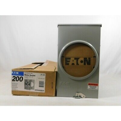 Eaton UHTRS202BCH Meter Socket, 200A