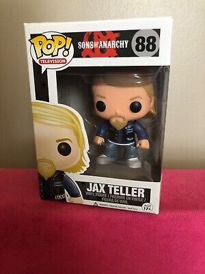Funko POP! Television Sons of Anarchy Jax Teller Vaulted #88