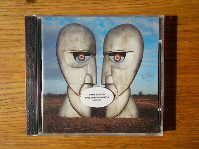 Pink Floyd The Division Bell 1994 1st Pressing CD - Mint Condition