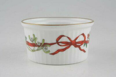 Royal Worcester - Holly Ribbons - Ramekin - 206138G