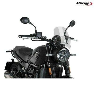 Puig 9747w Fairing NG Sport Clear Benelli 500 Lion 2016-2018