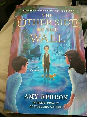 The Other Side Of The Wall Amy Ephron Advance Reading Copy