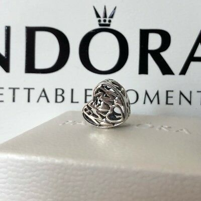 "New Authentic Pandora Silver Charm ""best Mom"" 791882"