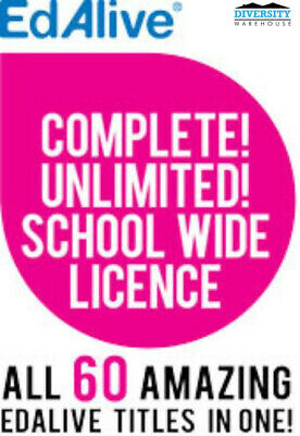 EdAlive School Wide Site Licence - Large Schools (more than 150...