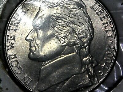 2004 P PEACE nickel error - $1 50 | PicClick