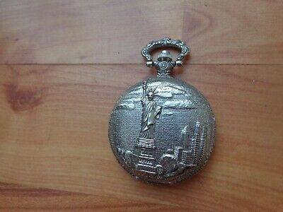 Hachette Classic Pocket Watch Collection Liberty 1910'S Style Watch Issue 48