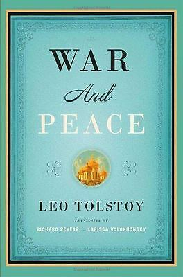 Vintage Classics: War and Peace by Leo Tolstoi (2008, Paperback) (PDF-EB00K)