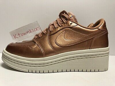 low priced 9a9bc 102e1 NIKE AIR JORDAN 1 RE Low Lifted Women's sneakers AO1334 901 ...