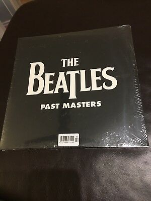 The Beatles Past Masters Viynl Record New