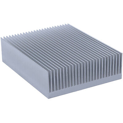 100*80*26.8mm  Anodized Aluminium Heat Sink For Power Transistor TO-126 TO-220