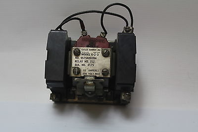 Cutler Hammer 6-2-3 No. 9575H2028A Contactor Used