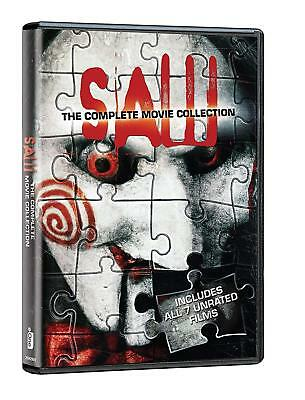 NEW - Saw: The Complete Movie Collection