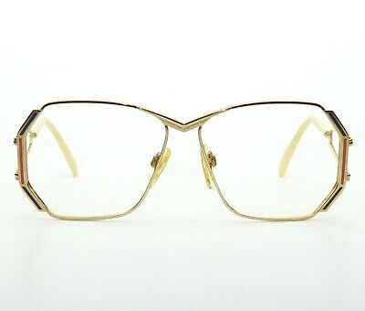 5a66af6c7d5 Vintage Cazal Mod 225 Sunglass Eyeglass Frames Made In West Germany 58-13