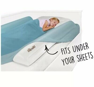 The Shrinks Inflatable Bed Rail Two-Pack