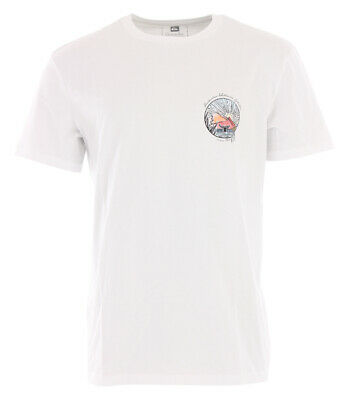 Shirt Tshirt Oberteil QUIKSILVER WATERMAN WHALE SUNSET T-Shirt 2019 white Tshirt